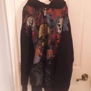 Avexis jacket size XXL